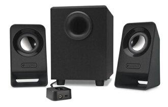 [NOVA成功3C] 羅技 Logitech Z213 多媒體喇叭 2.1聲道音箱 便利線控 可調低音 喔!看呢來