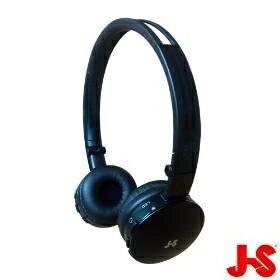 [NOVA成功3C]淇譽 JS HMH037 黑色 藍芽無線立體聲耳機(藍芽v3.0)