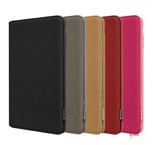 [NOVA成功3C]SwitchEasy Canvas iPad Mini 側翻式可立式保護殼 喔!看呢來