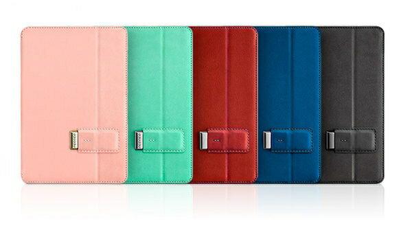 ^~NOVA成功3C^~SwitchEasy Pelle iPad Mini 橫閂式 超薄