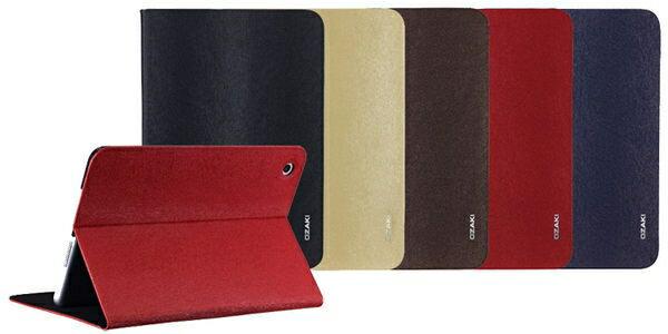 [NOVA成功3C]Ozaki O!coat Notebook+ iPad mini 側翻式保護套