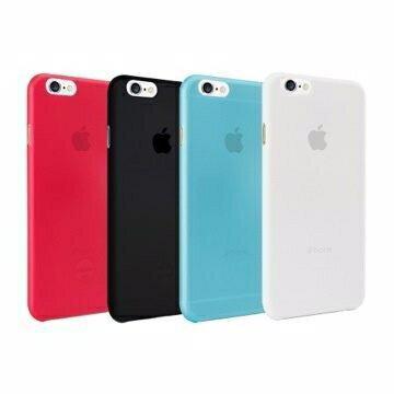 Ainmax 艾買氏網購專家:[NOVA成功3C]OzkaiO!coat0.3JellyiPhone6超薄保護殼喔!看呢來