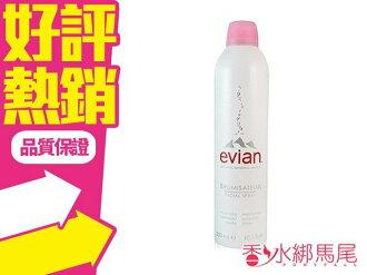 ◐香水綁馬尾◐ Evian 愛維養 護膚礦泉 噴霧 300ml 衝評價 超超值!!!!!!