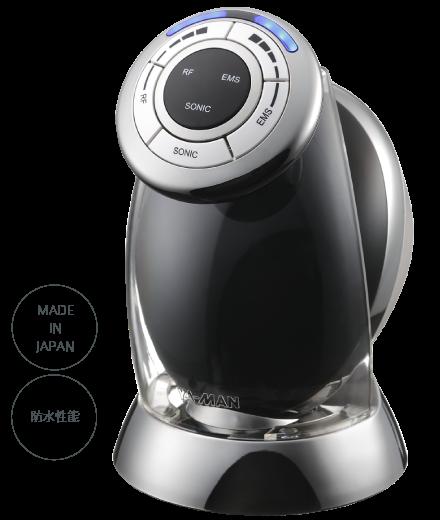 同日本 YA-MAN RF BEAUTE 射頻溶脂塑身儀 黑色  HRF-2  METIS 家庭用 防水 美容器 按摩 緊膚 纖體儀 美體儀 瘦身