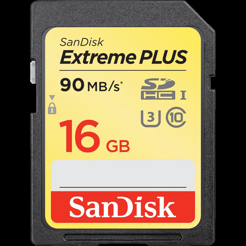 SanDisk Extreme PLUS SDHC/SDXC UHS-I(公司貨)