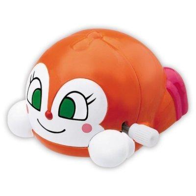 【真愛日本】15101700010 發條翻滾公仔-小病毒 Anpanman 麵包超人 公仔 收藏 玩具