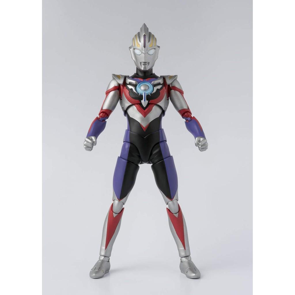 【預購】日本進口日版ULTRAMAN ORB SPACIUM ZEPERION 可動模型【星野日本玩具】