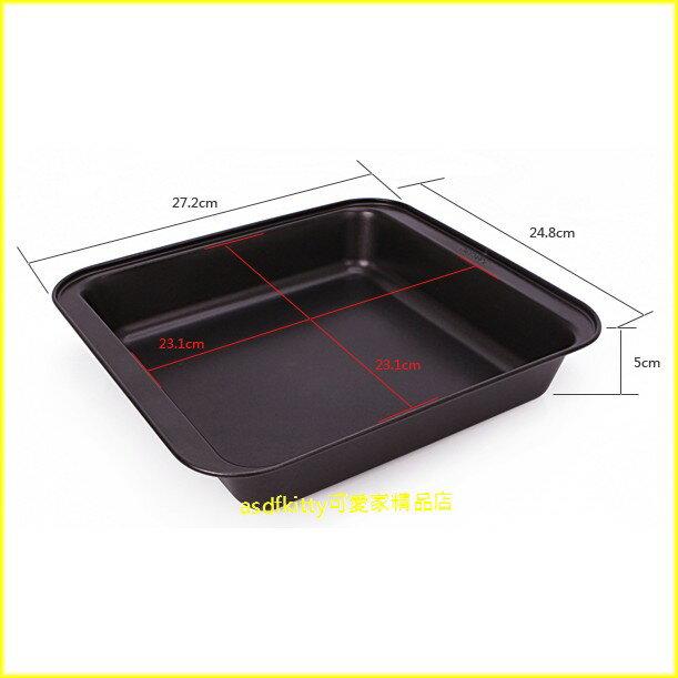 asdfkitty可愛家☆美國 chefmade學廚9.5吋水浴烤盤/深型不沾烤盤 WK4484-正版商品