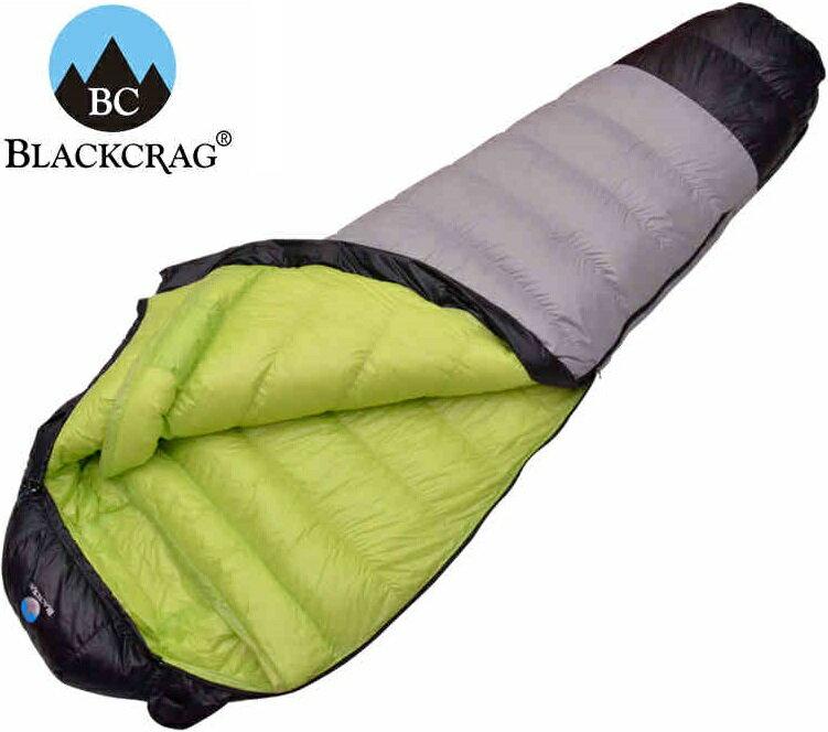 黑岩睡袋 D系列 溫帶過冬純淨鴨絨700g 超輕總重blackcrag 1100g 20D N66面料 D6-700