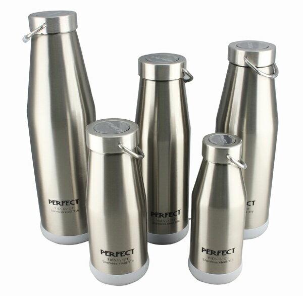 PERFECT 理想牌 日式 316真空杯 260ML ~ 900ml 不鏽鋼 保溫瓶 保冷瓶 保溫杯 保溫