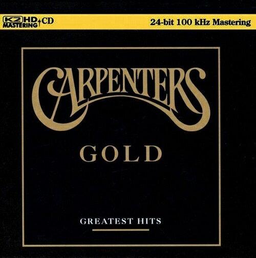 【停看聽音響唱片】【K2HD】木匠兄妹合唱團:20首黃金極品 The Carpenters:Gold Greatest Hits - 限時優惠好康折扣