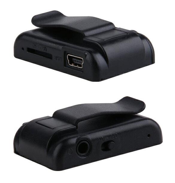 Mini Clip Sport MP3 (Black) 3