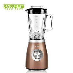 【零利率免運】思樂誼 SANOE B501 超活氧 果汁機 攪汁機 榨汁機 琥珀銅 公司貨