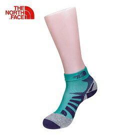 [ THE NORTH FACE ] 中性 舒適透氣運動襪 藍紫灰 / 公司貨 NF0A2SKUYQC