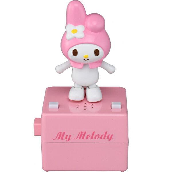 【真愛日本】 16051200007踢踏舞-MD粉 三麗鷗家族 Melody 美樂蒂   踢踏舞 玩具 擺飾