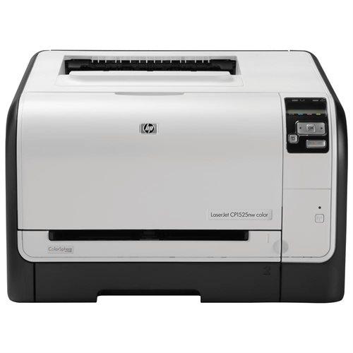 HP LaserJet Pro CP1525nw Color Laser Printer 0