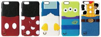 【日本 PGA-iJacket】UNISTYLE Disney 授權商品 iPhone 6/6s 專用手機殼