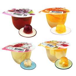 果實 果凍系列 整粒水果果肉