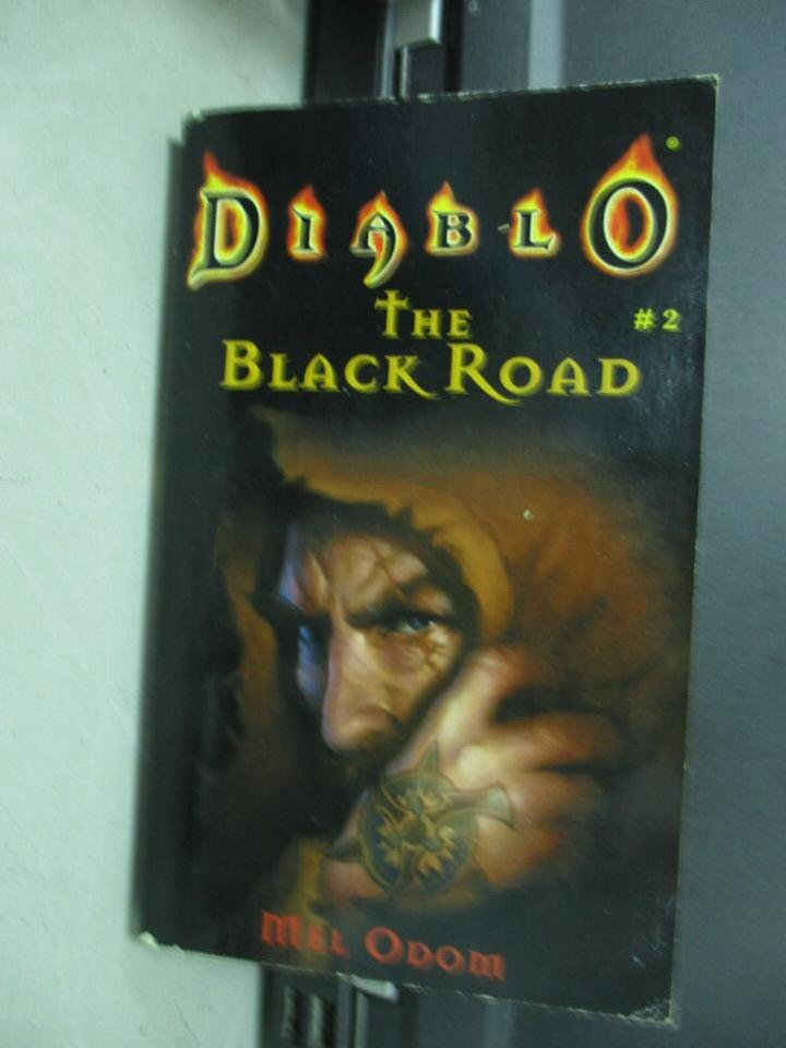 【書寶二手書T8/原文小說_KBB】The black road_Diablo wiki