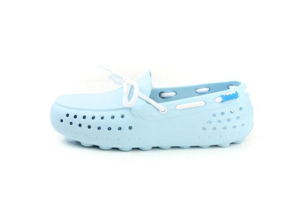 people  休閒鞋 童鞋 淺藍色 大童 no002 6