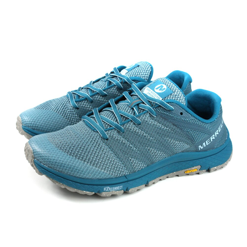 MERRELL BARE ACCESS XTR SWEEPER 運動鞋 慢跑鞋 男鞋 藍色 ML99955 no039
