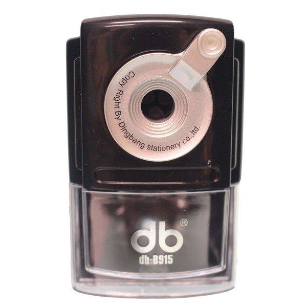 DB 大小通吃 削鉛筆機 B915 (可調式) / 一台入(促260) 可削粗細 削筆機-萬 5