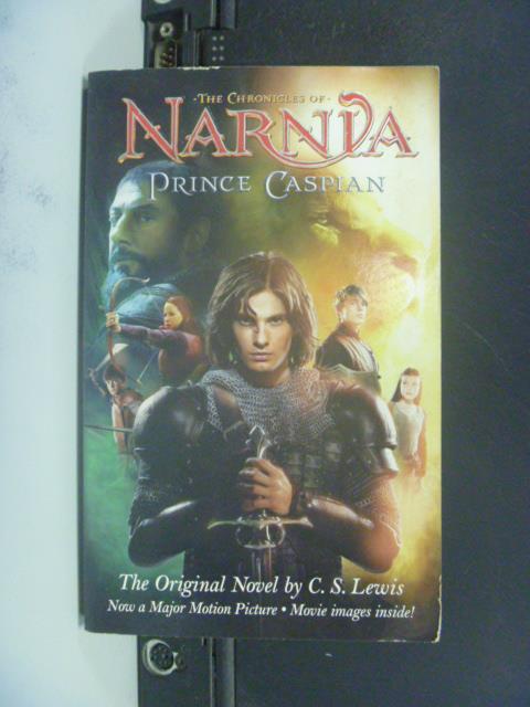 【書寶二手書T9/原文小說_ONO】Prince Caspian: The Return to Narnia