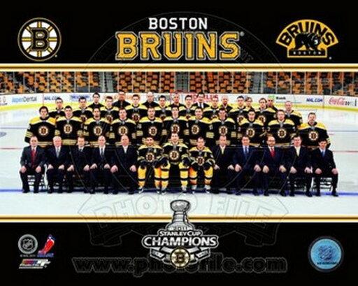 The Boston Bruins 2010-11 Stanley Cup Champions Team Photo Photo Print (16 x 20) 1d457e254180d37a90f5a8971a0e7f3b
