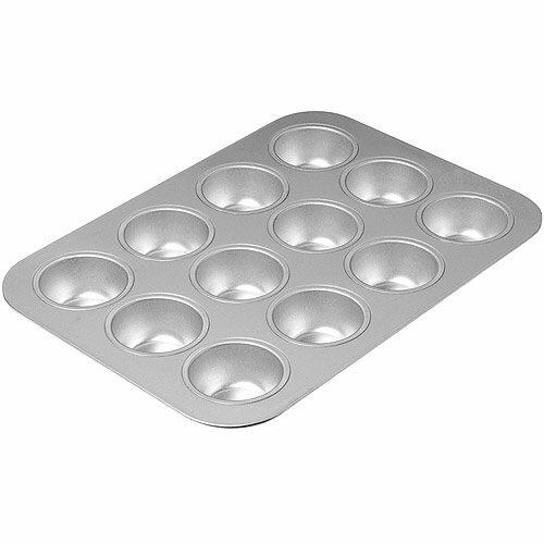 《KitchenCraft》Chicago12格瑪芬烤盤(40cm)
