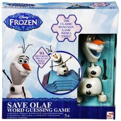 (卡司 正版現貨) Disney 迪士尼 冰雪奇緣雪寶遊戲組  雪寶  ELSA 愛紗 艾莎 遊戲組