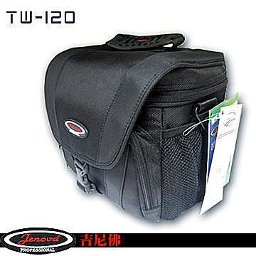 義大利 JENOVA 吉尼佛 TW-120 新城市系列 公司貨 相機背包 附防雨罩 650D 700D D5200 A65 - 限時優惠好康折扣