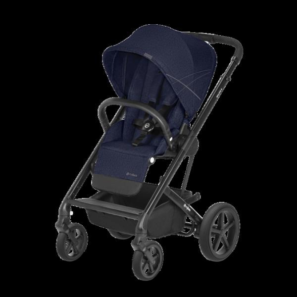 【2018全新上市】德國【Cybex】BALIOSS嬰兒手推車(0~4歲)藍色