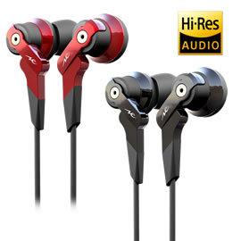 志達電子 HP-NHR11 radius 超重低音 High-MFD結構 耳道式耳機(世貨公司貨)