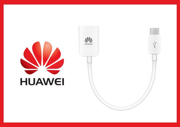 Mr ORIGINAL:HUAWEI華為原廠OTG傳輸線USB轉接器(盒裝)