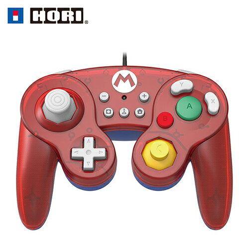 【NS Switch】任天堂 HORI NGC 經典控制器《超級瑪利歐款》(NSW-107)【三井3C】