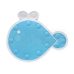 Babyhood 小藍鯨防滑墊(藍色)【悅兒園婦幼生活館】