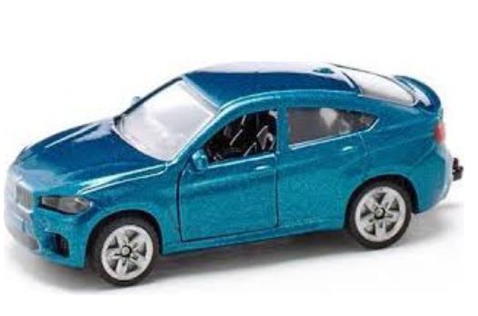 卡司    德國小汽車 SIKU BMW X6 M SU1409 兒童 模型車 玩具車