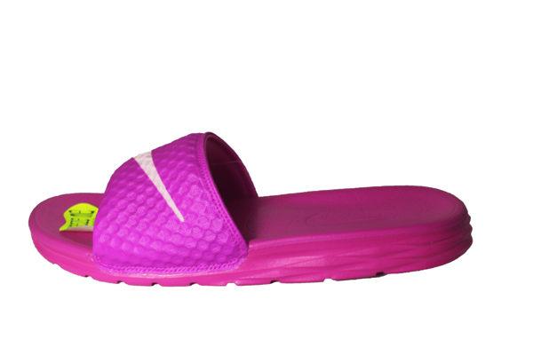 ~ ↘799 ~NIKE Wmns Benassi Solarsoft 拖鞋 女鞋 粉紅