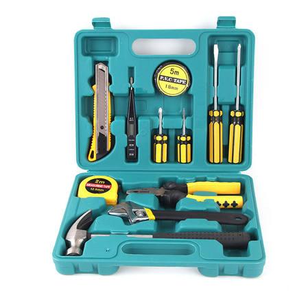 組套多用新慧工具箱家用手動工具工具五金款式套裝車載套裝可攜式