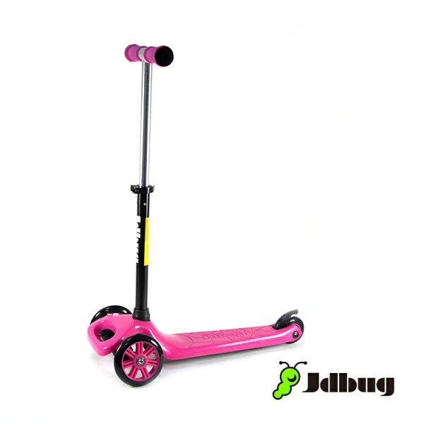 JdbugKiddieTrick滑板車MS201城市綠洲(滑步車、單車、腳踏車、兒童車)