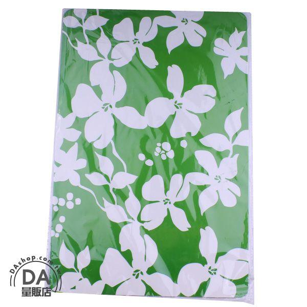 《DA量販店》 4入 野餐墊 防水 防油汙 隔熱墊 餐墊 桌巾 綠色(80-0920)