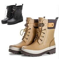雨靴、雨鞋推薦到LINAGI里奈子精品【K898-914-95】韓KOREA 時尚簡約復古風格綁帶造型釦橡膠防滑防臭吸汗雨鞋 小中大尺碼款就在里奈子 Li-nagi推薦雨靴、雨鞋