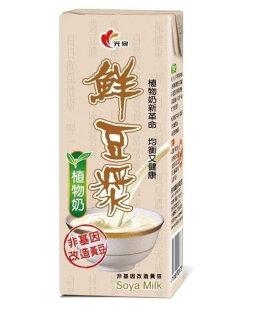 光泉鮮豆漿200ml(24瓶箱)【合迷雅好物商城】