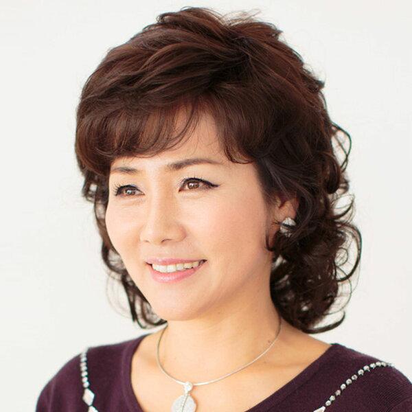 媽媽髮貴婦擬真韓系假髮短捲髮【MB432】☆雙兒網☆