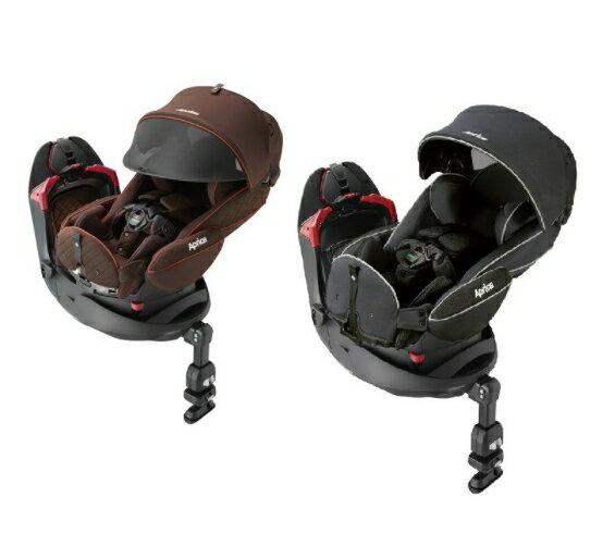 Aprica 愛普力卡 Fladea grow DX 旅程系列 平躺/後向/前向全方位汽車座椅-【六甲媽咪】