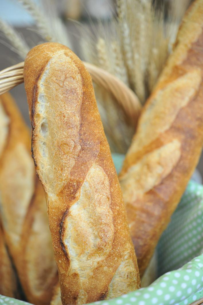 起思味工房❤手作麵包系列❤麥香濃郁法國長棍