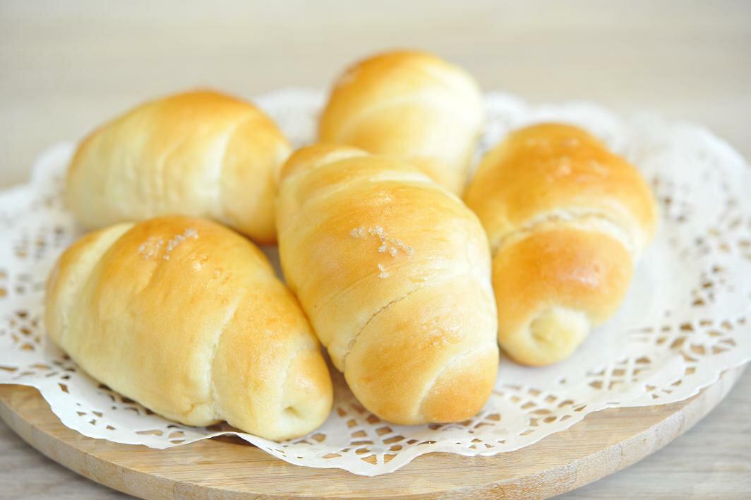 起思味工房❤手作麵包系列❤法國塩之花海塩餐包