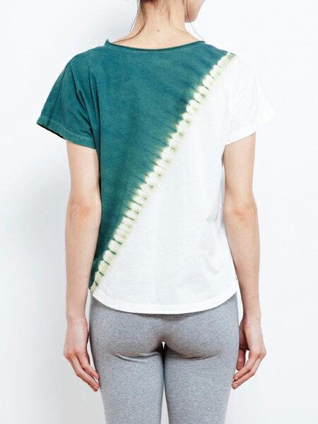 【Bali】100%有機棉IkatT恤 瑜珈服 3