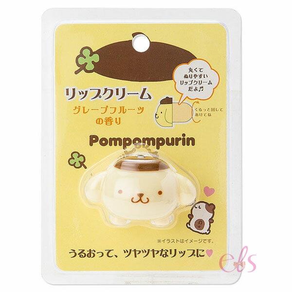 日本 造型香味 護唇膏 4g 布丁狗 葡萄味道☆艾莉莎ELS☆