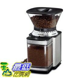 [COSCO代購 如果沒搶到鄭重道歉] W110291 Cuisinart 18段錐形咖啡研磨機 DBM-8TW